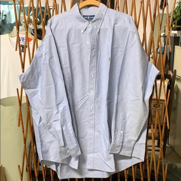 "Ralph Lauren Other - 🗣 ""Ralph Lauren 'Blake' Button Down Shirt Sz XXL"""